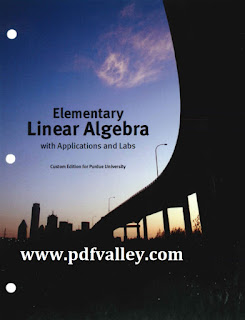 Elementary Linear Algebra with Applications and Labs 9th edition