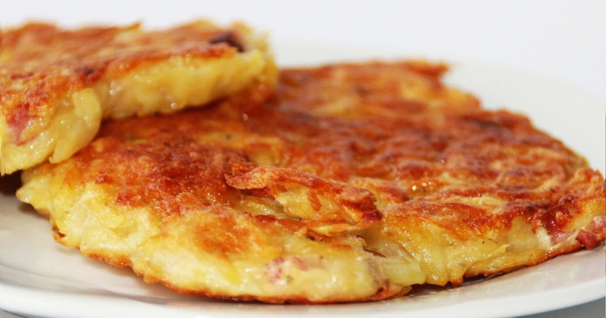 Culinary Physics: How to Make Delicious Kartoffelpuffer ...