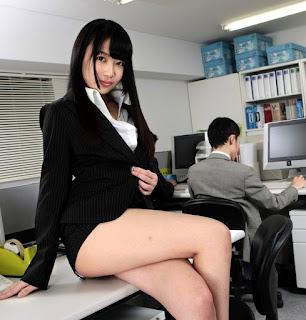 HEYZO-0818 Yui Ayase My Dirty Full Time Job เลขาสาวรับจ็อบพิเศษ
