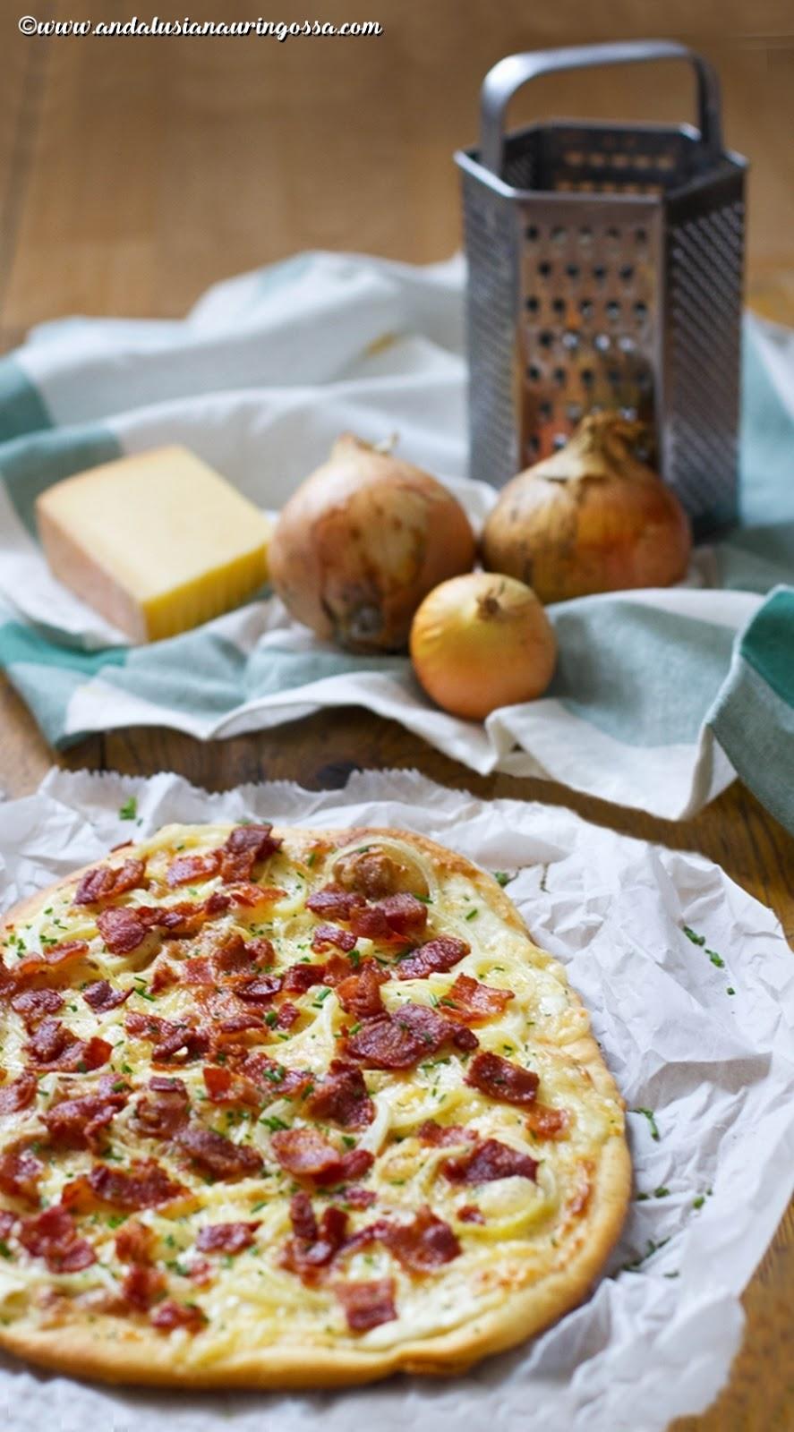 Tarte Flambee_Flammkuche_recipe_Alsace pizza_Andalusian auringossa_foodblog