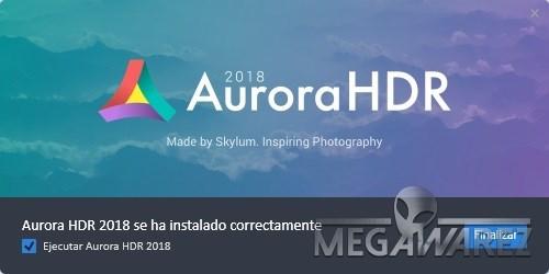 Aurora HDR 2019 imagenes