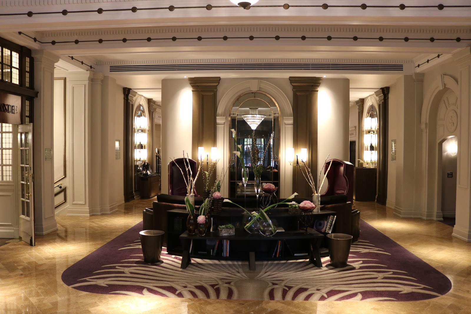 The Sheraton Grand, London Park Lane, Refurbishment, Luxury Staycation, London