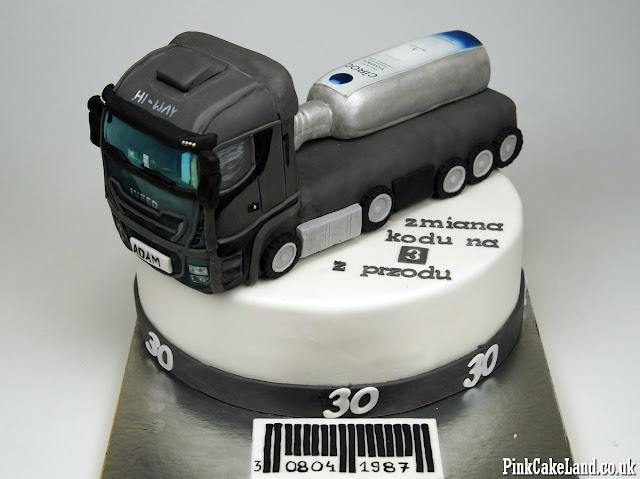 Birthday Cake London