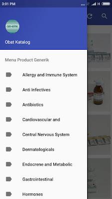 Katalog obat lengkap