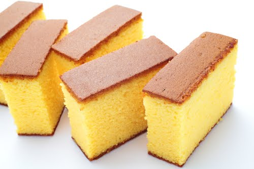 Sponge Cake Recipe Square Tin