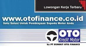 Lowongan Kerja Terbaru Via Email Terbaru PT Summit Oto Finance (SOF)