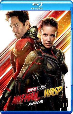 Ant-Man and the Wasp 2018 BRRip BluRay 720p 1080p