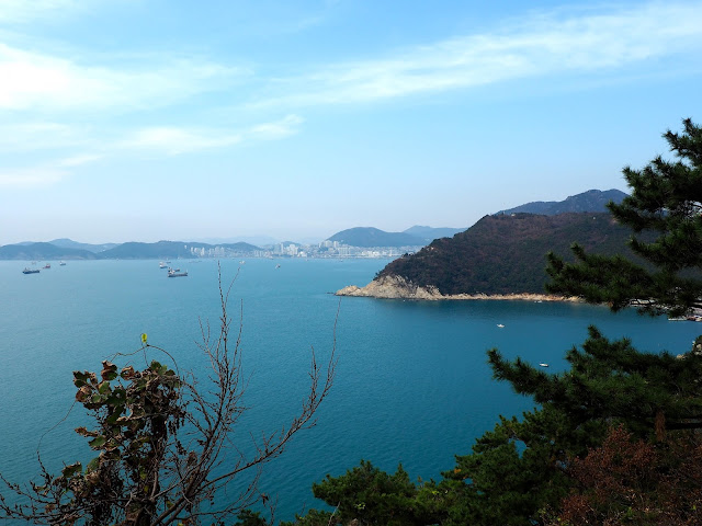 Taejongdae, Busan, South Korea