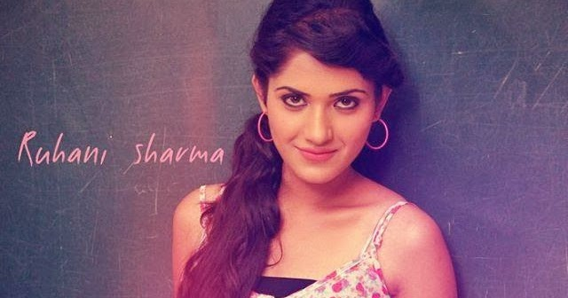 Sms with Wallpapers: Wallpapers of Ruhani Sharma Punjabi