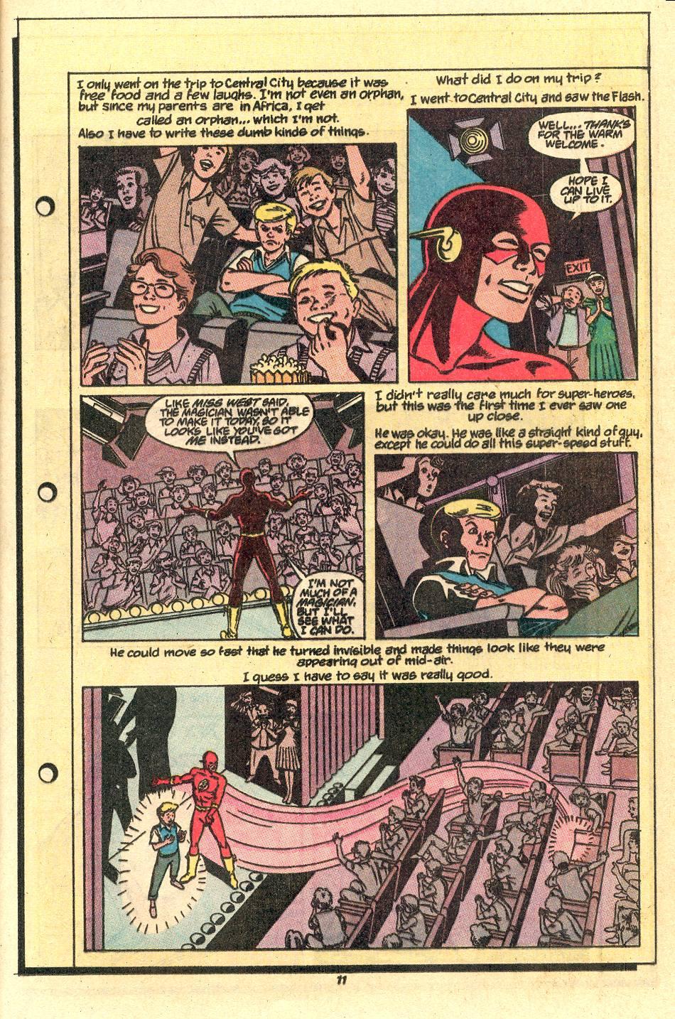 Read online Secret Origins (1986) comic -  Issue #50 - 13