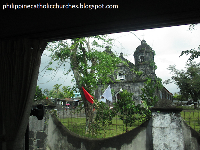 SANTO DOMINGO DE GUZMAN PARISH CHURCH, Santo Domingo, Albay, Philippines