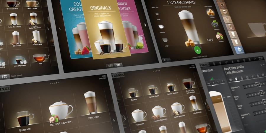 coffe franke machine a cafe luxe machine a cafe. Black Bedroom Furniture Sets. Home Design Ideas
