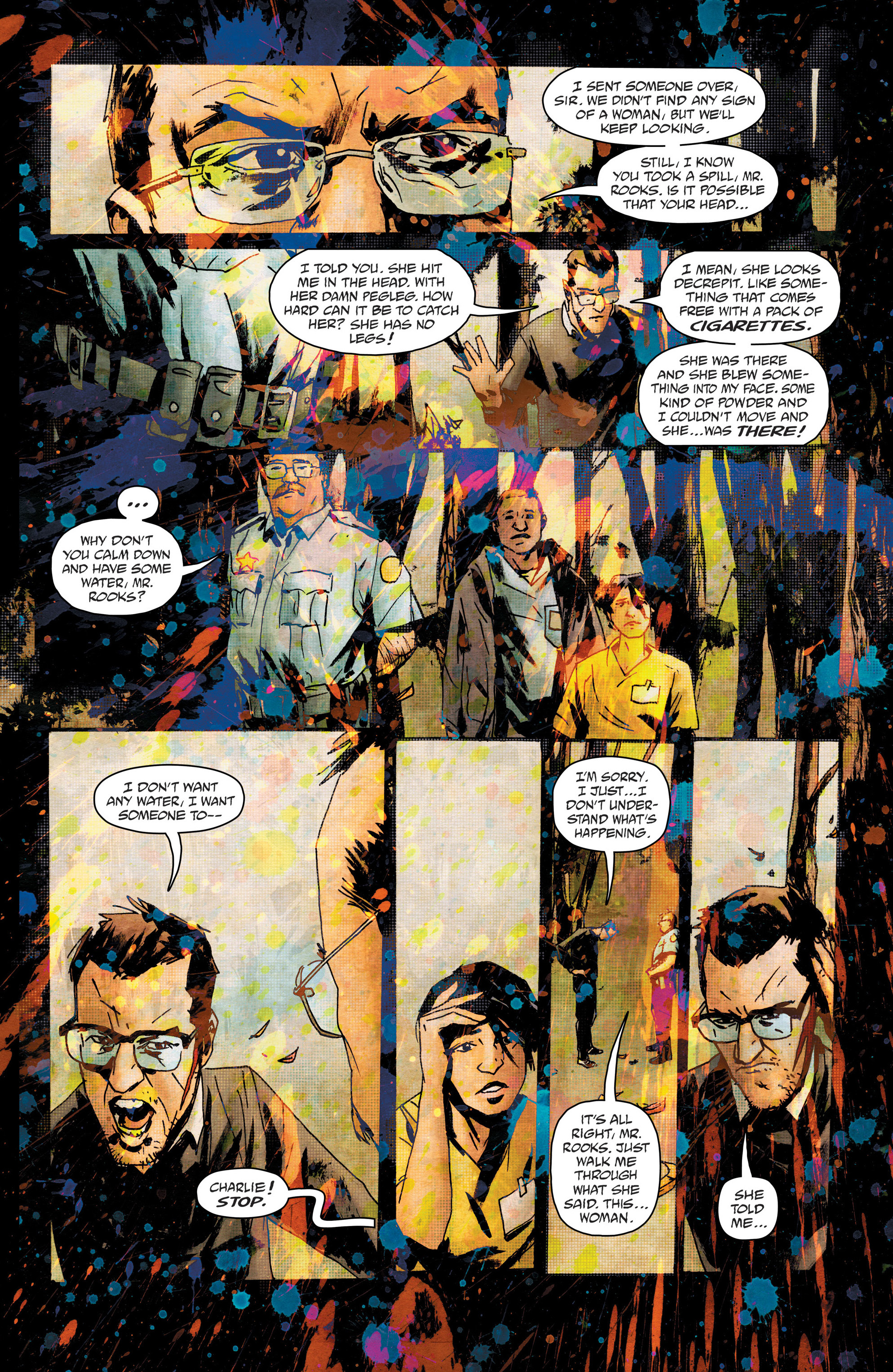 Read online Wytches comic -  Issue #3 - 9
