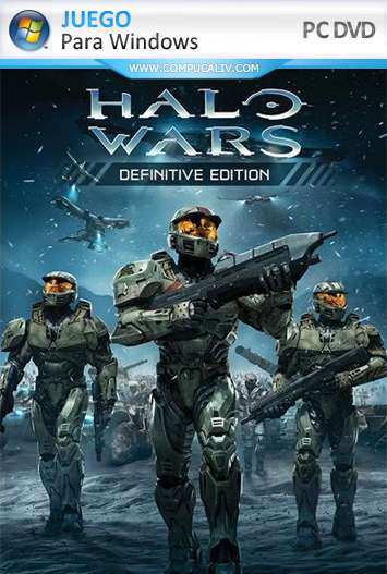 Halo Wars Definitive Edition PC Full Español