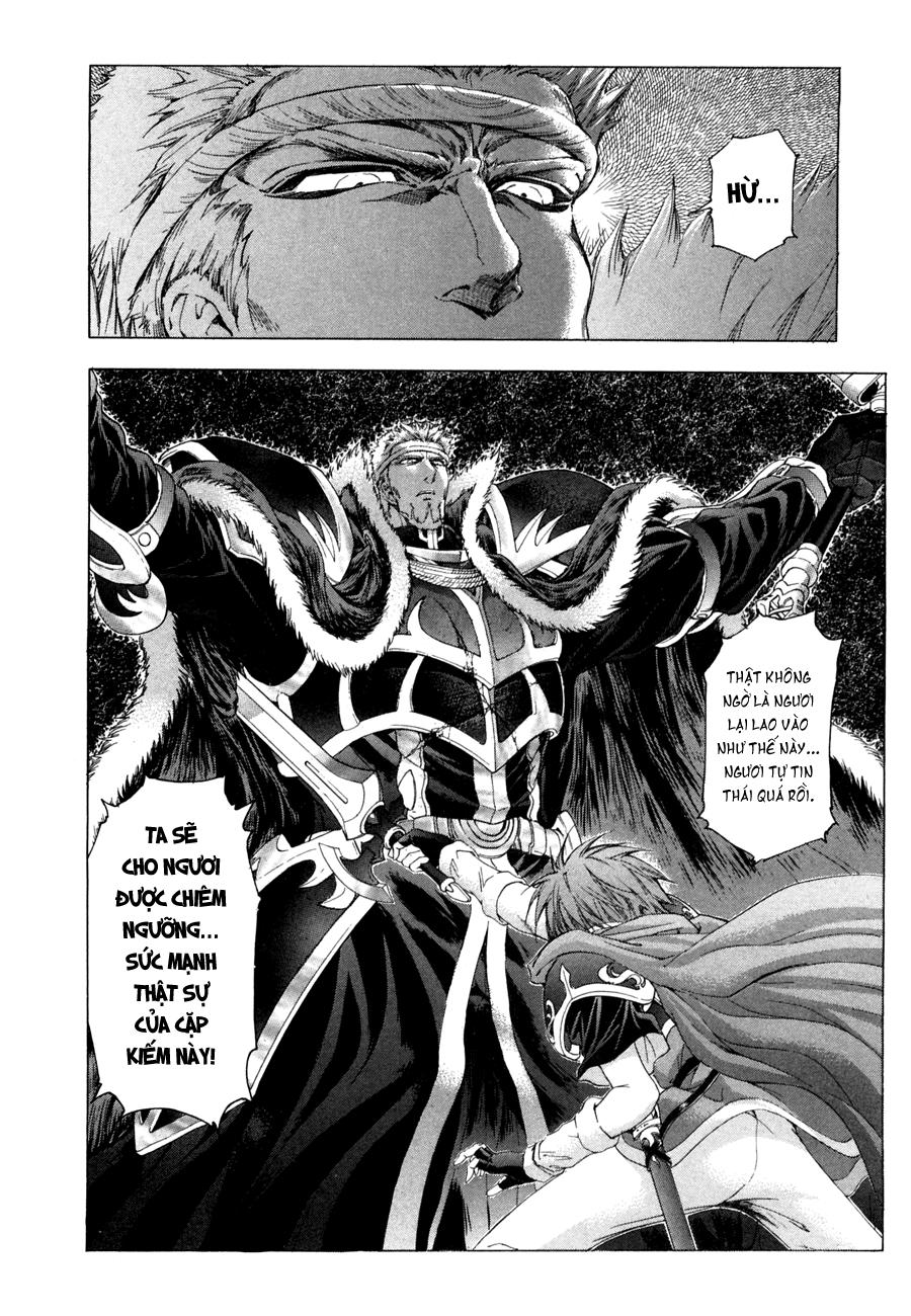 Fire Emblem - Hasha no Tsurugi chap 039 trang 19