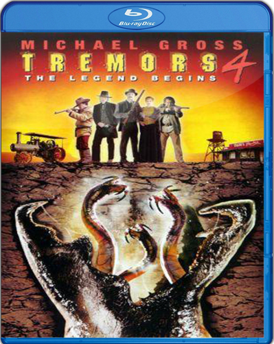 Tremors 4: The Legend Begins [2004] [BD25] [Latino]