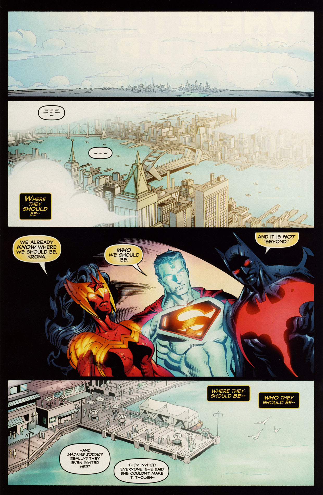 Read online Trinity (2008) comic -  Issue #52 - 4