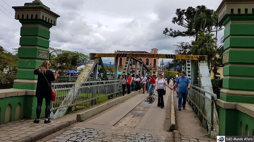 Morretes, Paraná - Passeio de trem de Curitiba a Morretes