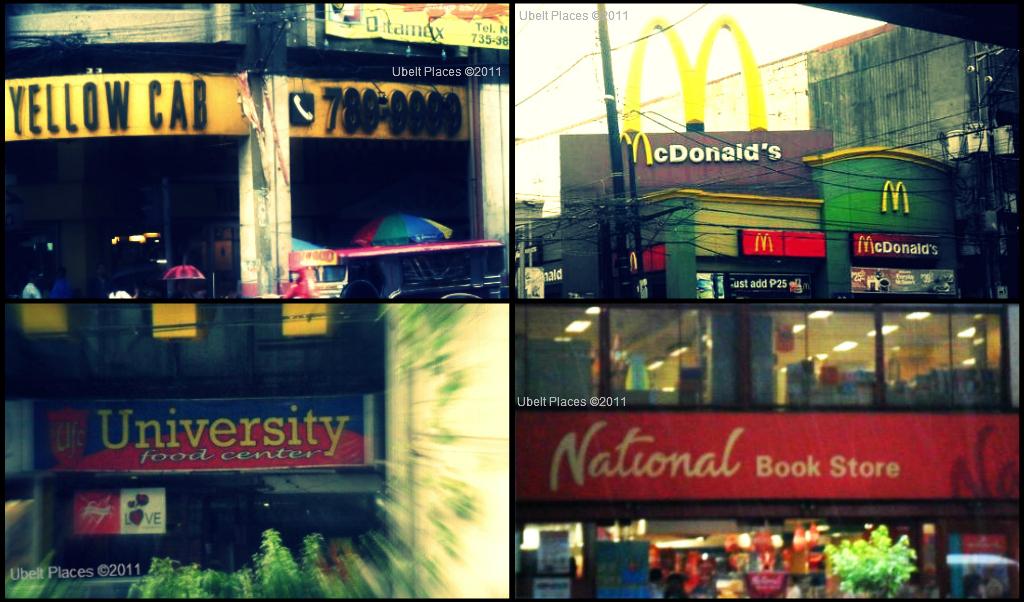 Find Nearest Fast Food Place