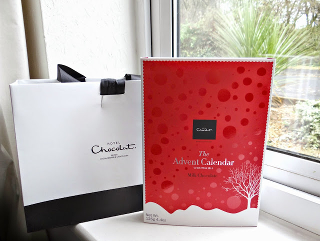 Hotel Chocolat, Christmas Advent Calendar, Advent Calendar for adults