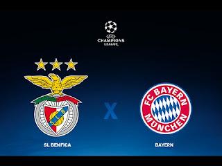 مشاهدة مباراة بنفيكا وبايرن ميونخ بث مباشر بتاريخ 19-09-2018 دوري أبطال أوروبا