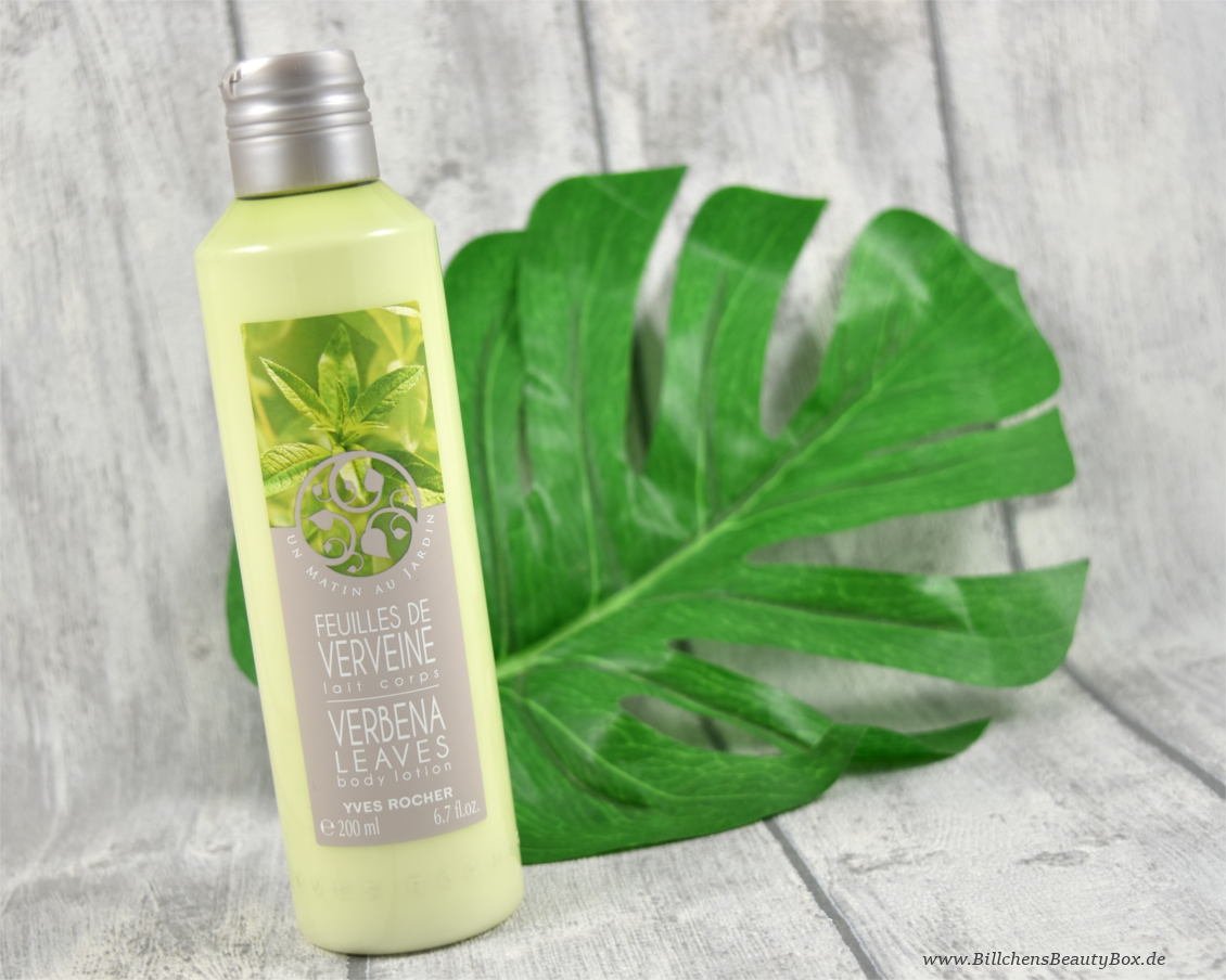 Yves Rocher - Zitronenverbene - Verbena Leaves - Bodylotion