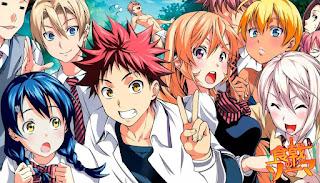 Download Shokugeki no Souma Episode 01-24 [END] Batch Subtitle Indonesia