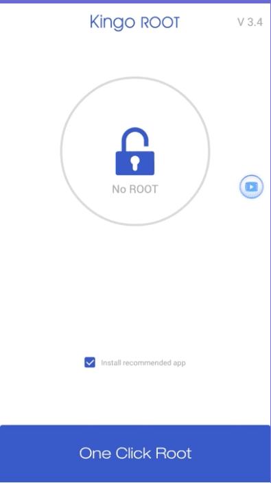 Root android dengan kingoroot