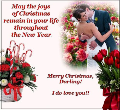 Merry Christmas Love Quotes
