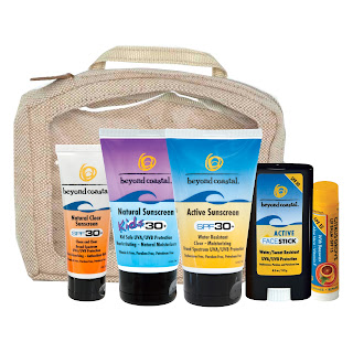 Beyond Coastal Sun Care Giveaway Prize Pack
