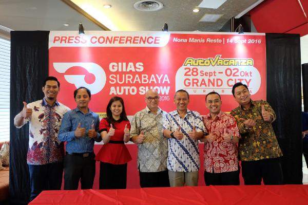 GIIAS Surabaya Auto Show 28 September – 2 Oktober 2016