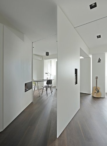 Desain Pembatas Ruangan Minimalis
