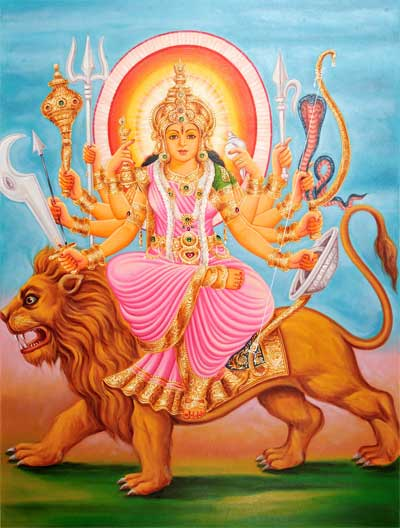 Simple and Small Navratri Prayers