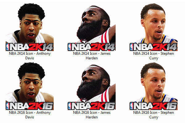 Android Apps 2016 Nba 2k14 16 Cover Athletes Icons Released