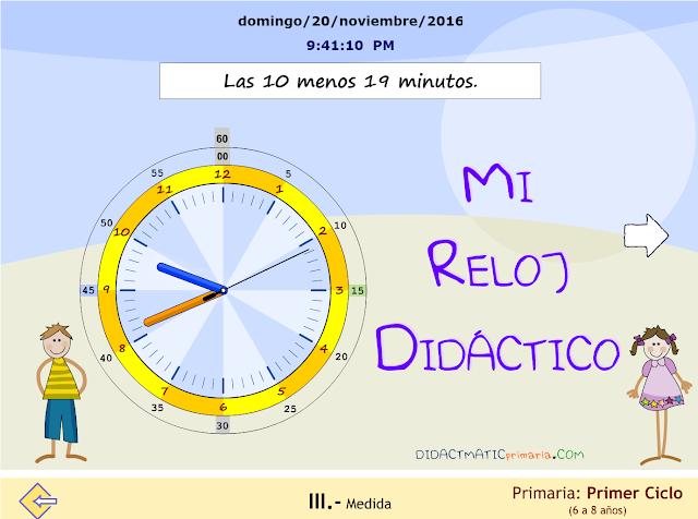 Reloj didáctico analógico_digital
