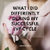 What I Did Differently During Our Successful IVF Cycle