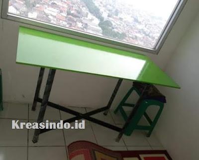 Jasa Meja Lipat Besi untuk Cafe di Jabodetabek