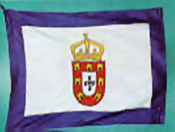 Bandeira da Restauração ( 1640 - 1683)