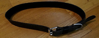 Collier d'attache complet pour cheval