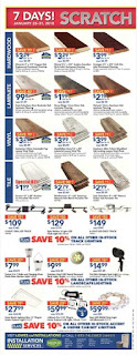 Lowes Flyer Canada January 25 - 31, 2018