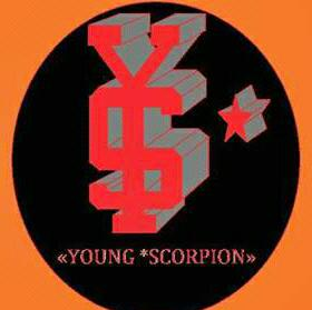 Young scorpion