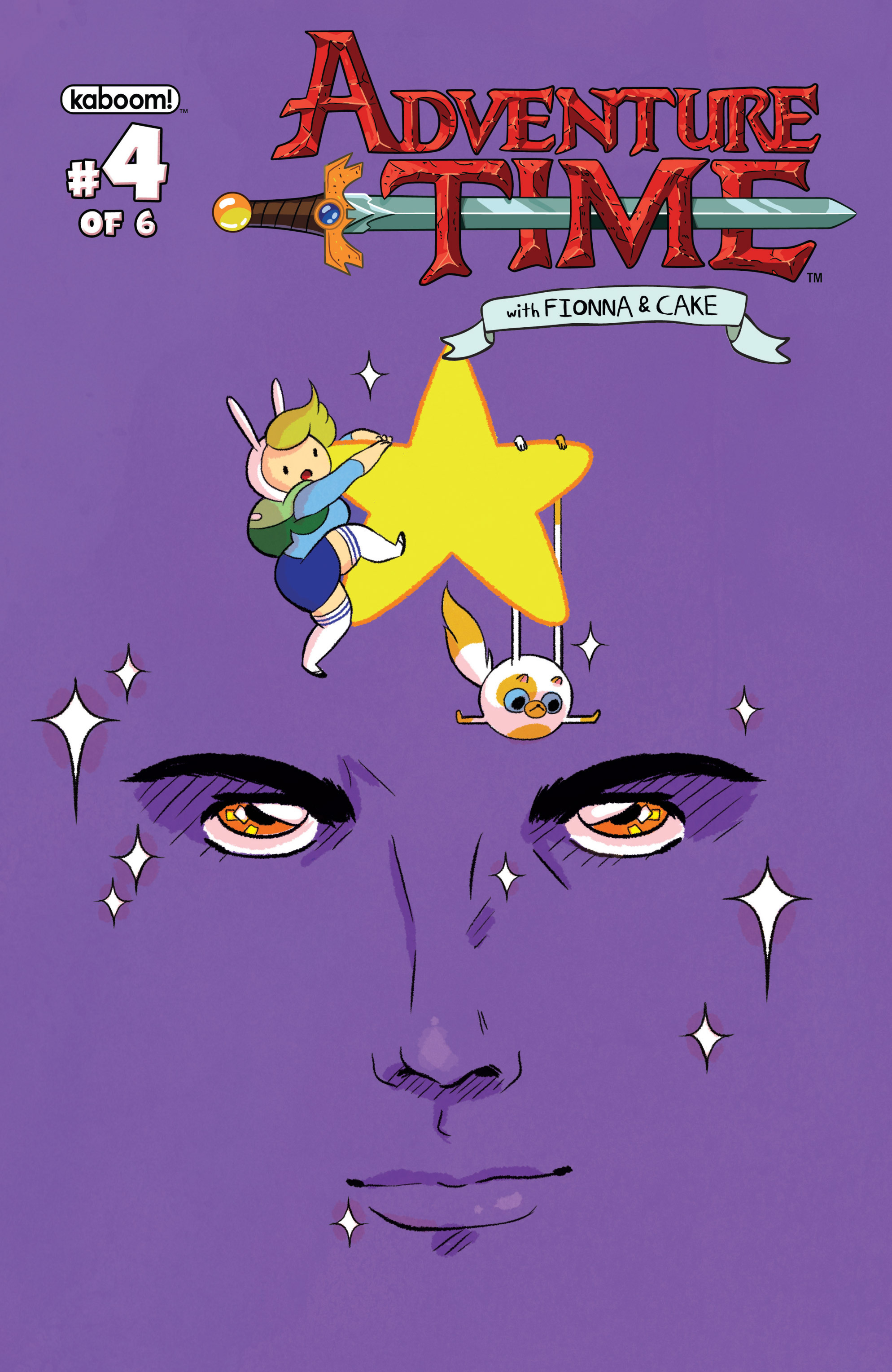 Read online Adventure Time with Fionna & Cake comic -  Issue #4 - 1