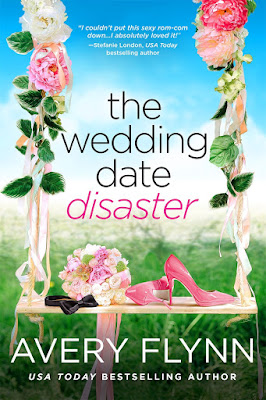 Book Review: The Wedding Date Disaster by Avery Flynn + Teaser and Excerpt