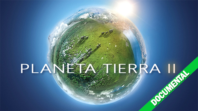 Planeta Tierra II (2016) BRRip Full HD 1080p Castellano-Ingles