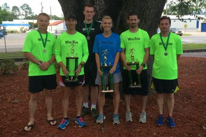 2014 Gnat Days 5K top finishers
