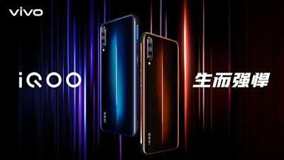 Harga dan Spesifikasi Vivo iQOO Terbaru