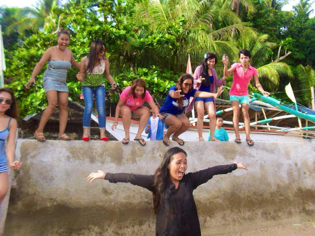 Filipiny - eskapada Biliran Poszukujac raju