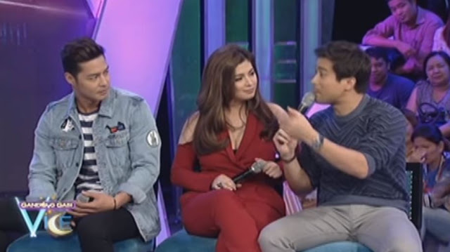 Know More About Angel Locsin And Sam Milby's Insights About Love
