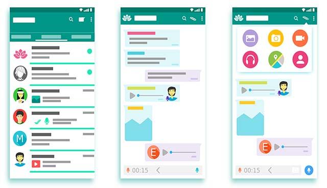 Cara Mudah Mengubah Gaya Huruf Pada Pesan Teks Whatsapp