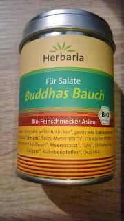 Buddhas Bauch Gewürzmischung für Salate.